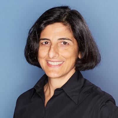 Parissa Mohamadi