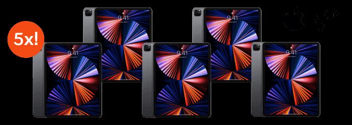 Apple M1 iPad Pro's