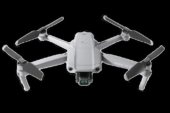 WIN 1 of 3 DJI Mavic Air 2 Drones