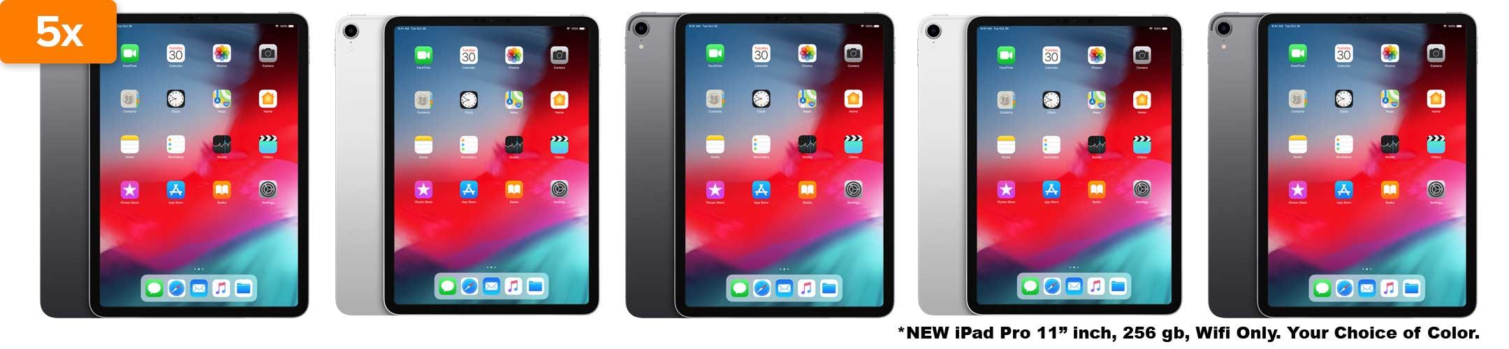 iPad Pro's